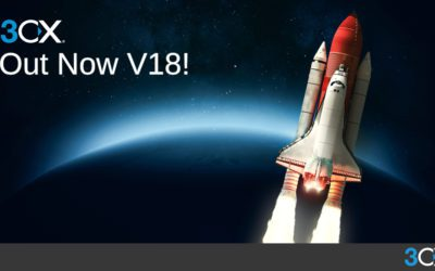 3CX V18 is here!